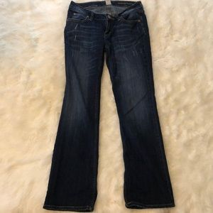 Arizona favorite bootcut jeans